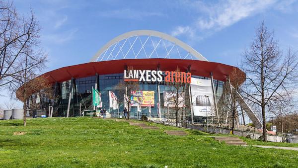 Lanxess Arena Köln © Raimond Spekking