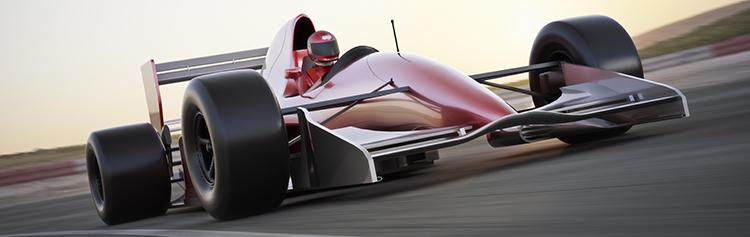 Formel 1 - Björk och Botröm