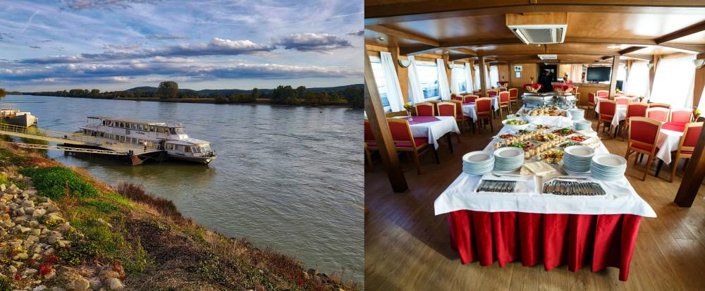Kryssning på Donau med MS Zilina