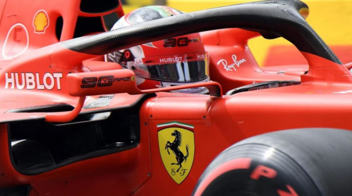 F1 Italiens Grand Prix