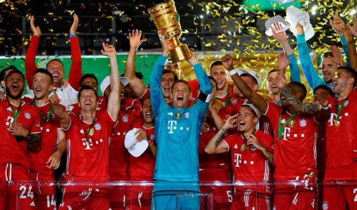 Tyska fotbollsfinalen